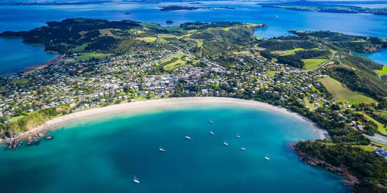 Amazing facts about Waiheke Island